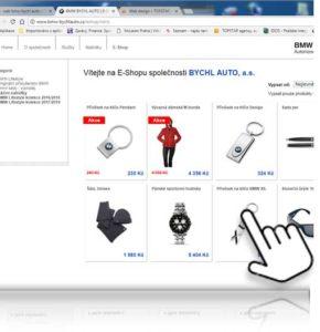 Web BMW Bychl auto e-shop – TOPSTAR AGENCY A.S. 7463712e369
